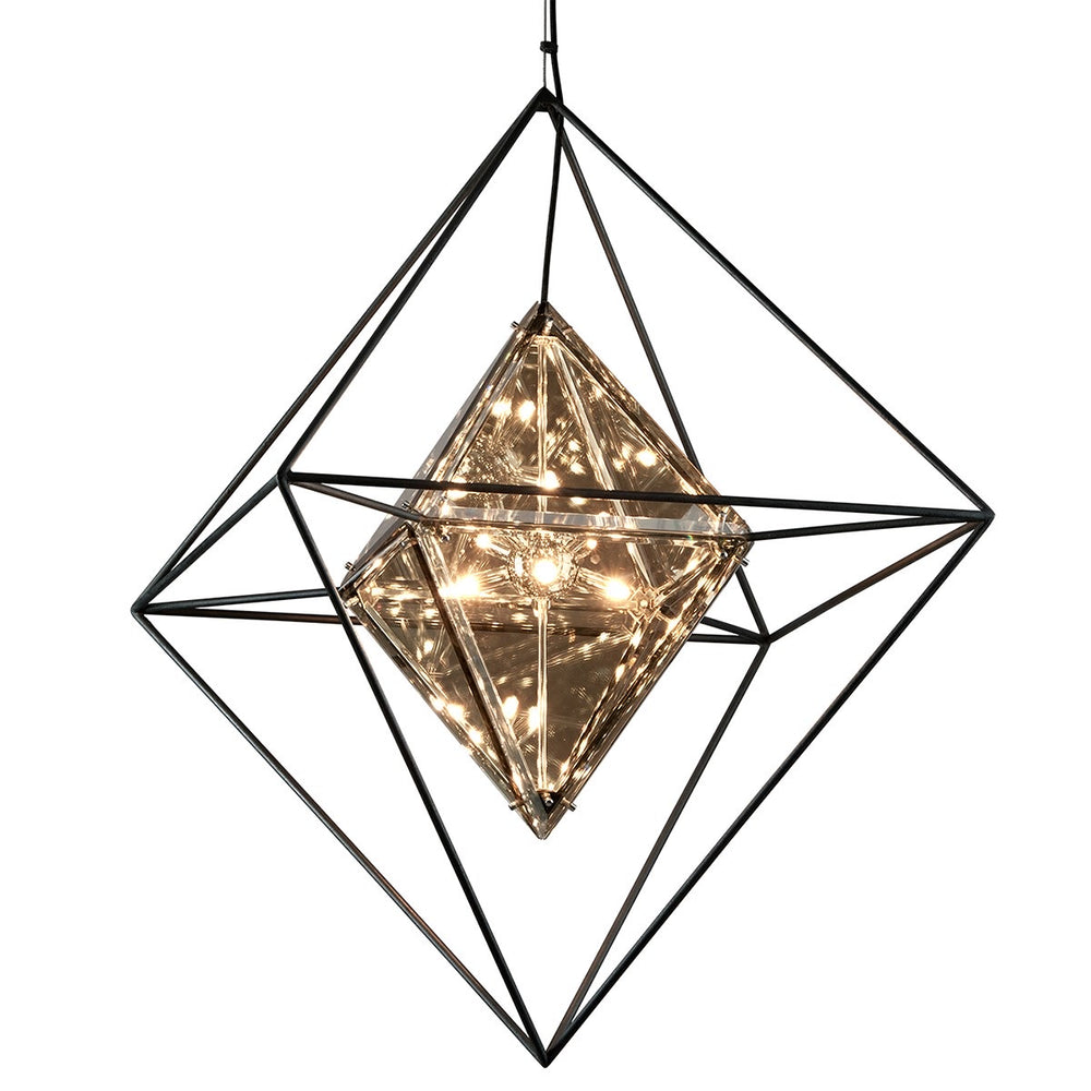 Troy Lighting Epic Forged Iron Ceiling Light