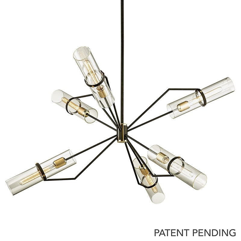 Troy Lighting Reaf Large 6lt Ceiling Pendant Light ( Large )