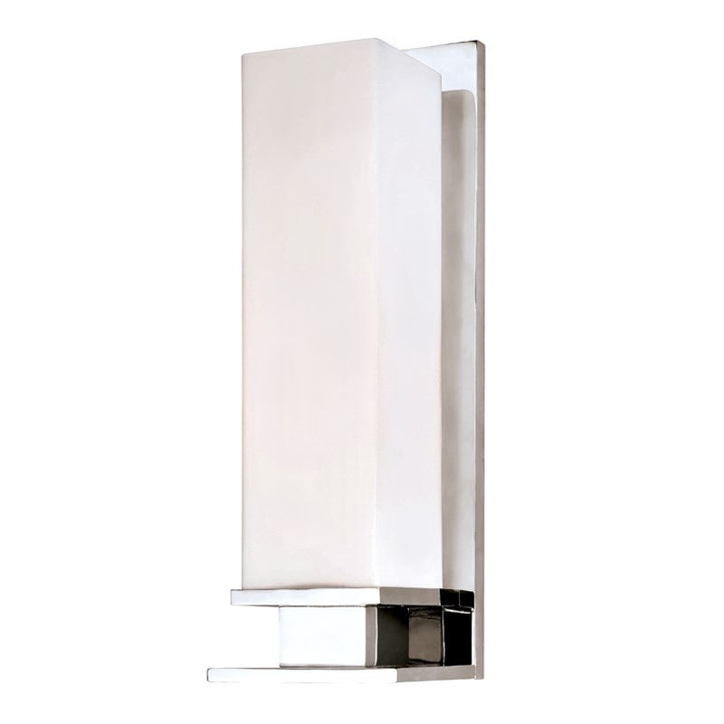 Hudson Valley Polished Chrome Thompson Wall Light - Decolight Ltd