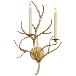 Branch Wall Light  Sconce in Gilded Iron - Decolight Ltd