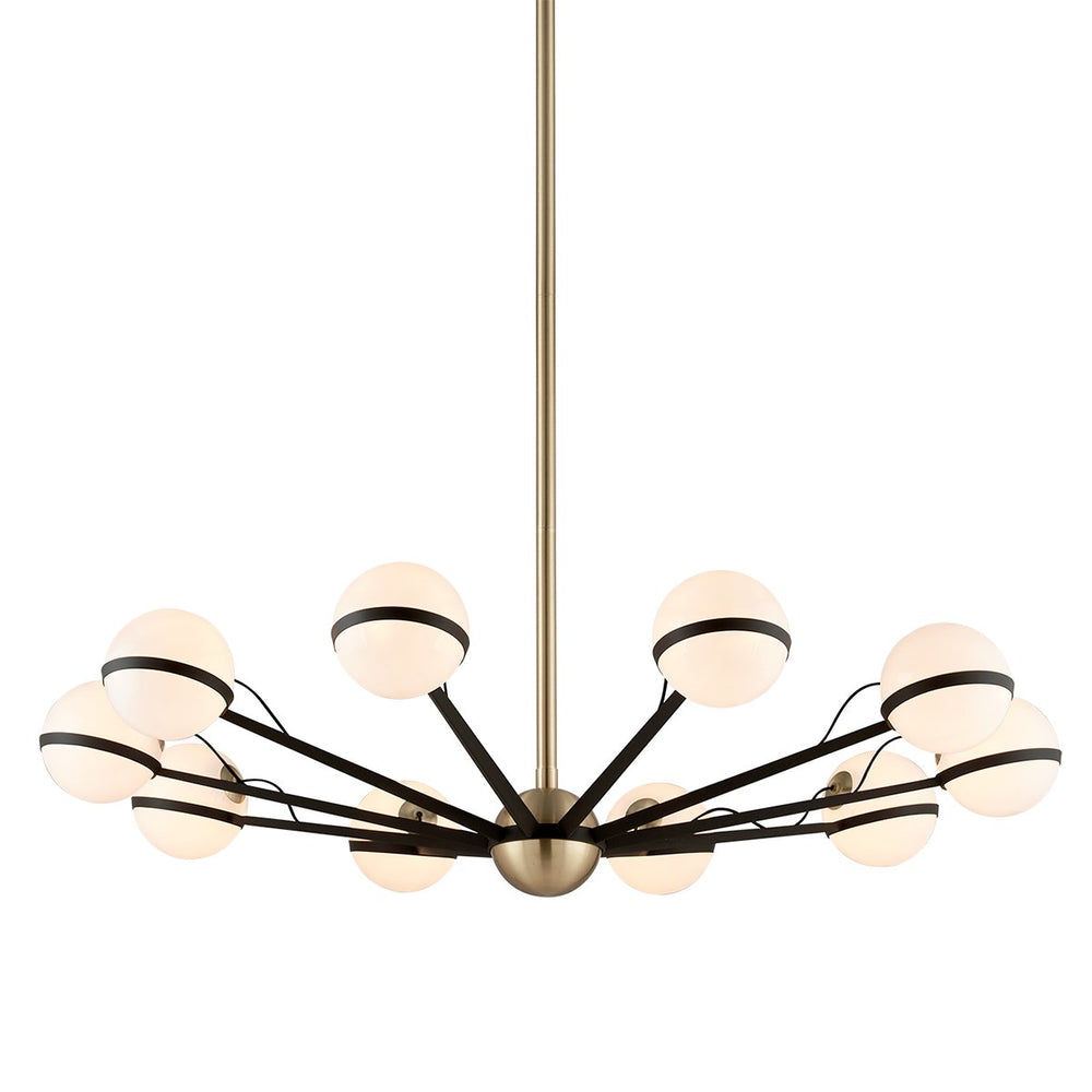 Troy Lighting Ace 10 lt Ceiling Light - Decolight Ltd
