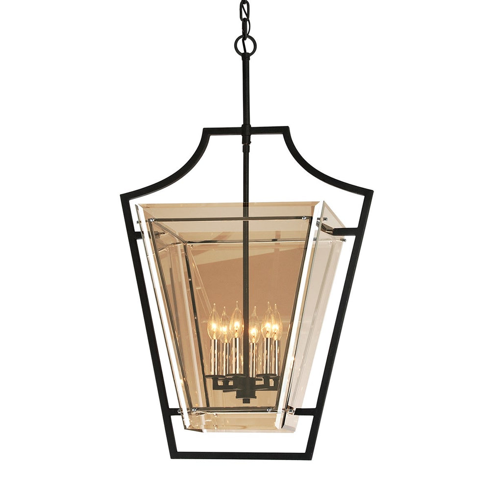 Troy Lighting Domain Forged Iron Ceiling Light - Decolight Ltd