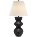 Kelly Weastler Utopia Table Lamp in Aged Iron