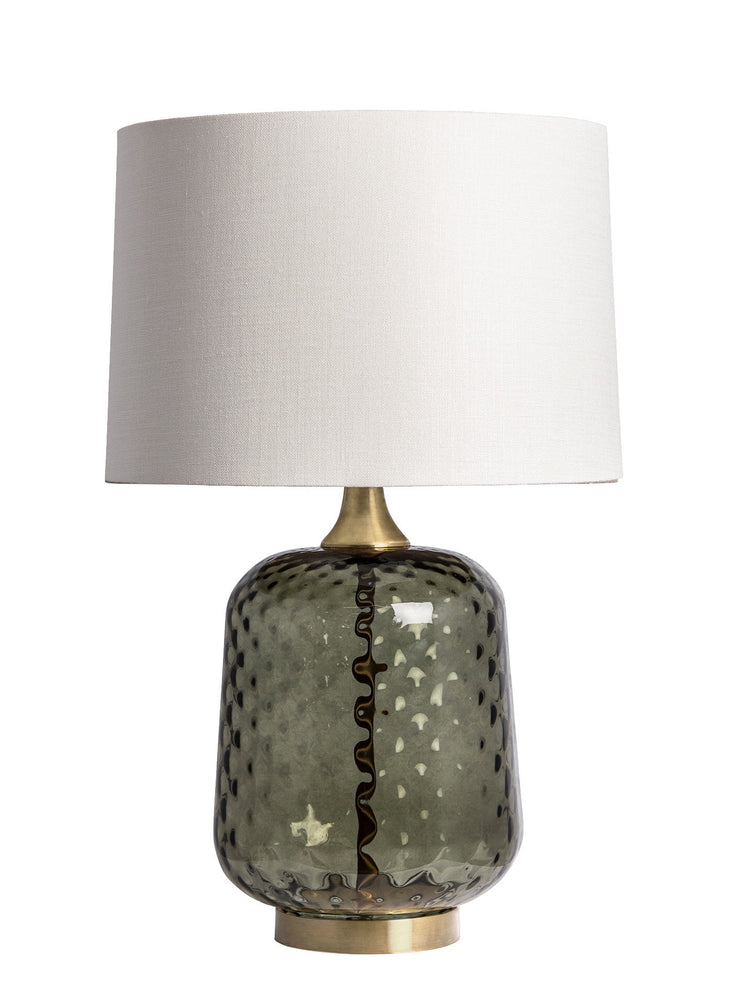 Heathfield & Co Risco Olive Table Lamp - Decolight Ltd