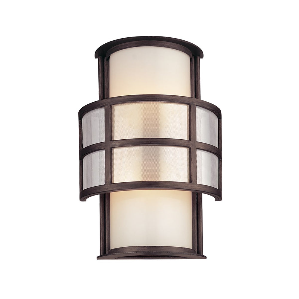 Troy Lighting Discus Graphite Wall Light
