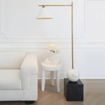 Kelly Wearstler Cleo Floor Lamp by Visual Comfort