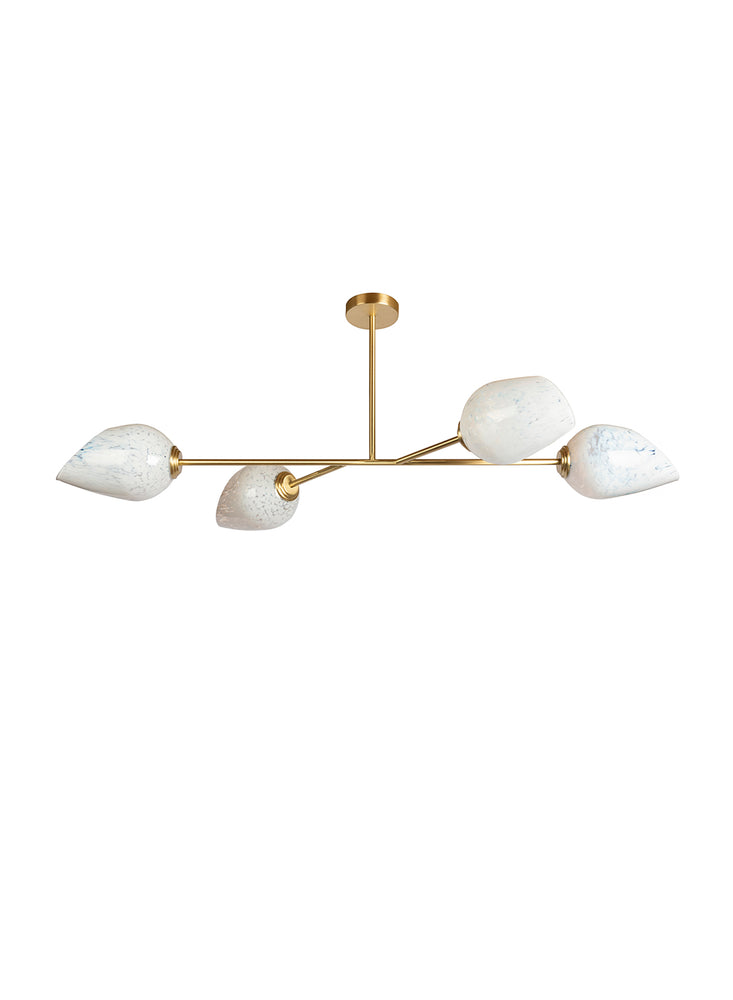 Heathfield & Co  Navalis 4 Ceiling Pendant - Decolight Ltd