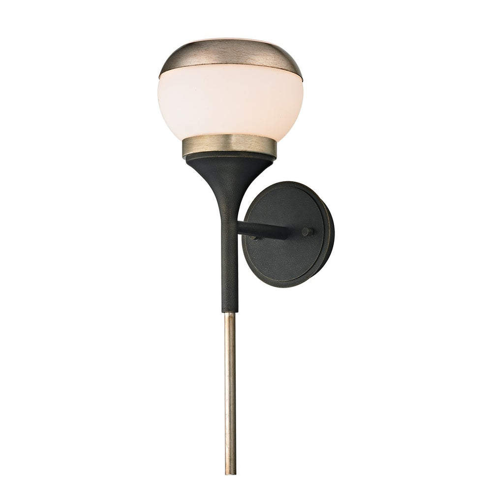 Troy Lighting Alchemy Wall Light Vintage Bronze & Champagne