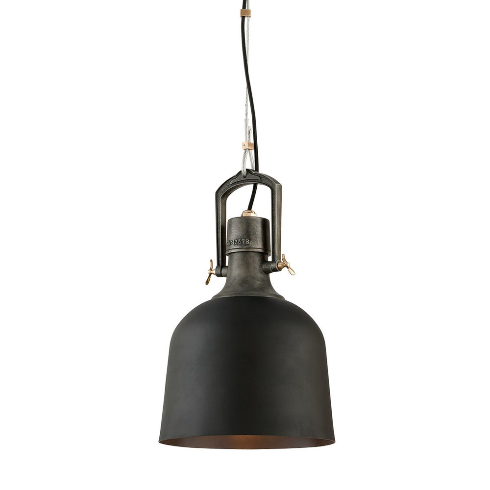 Troy Lighting Large Hangar 31 Ceiling Light - Decolight Ltd