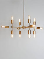 Decolight Loren Retro 12lt Retro Pendant