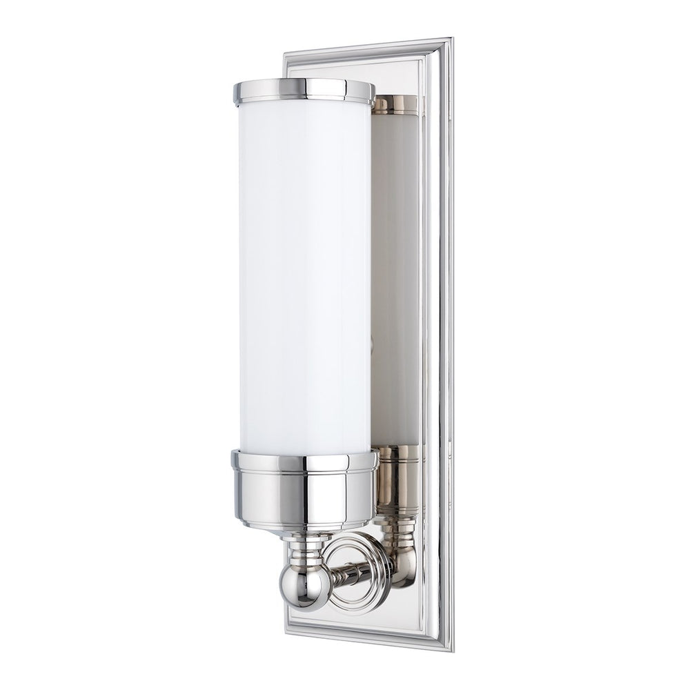 Hudson Valley Polished Nickel Everett Wall Light - Decolight Ltd