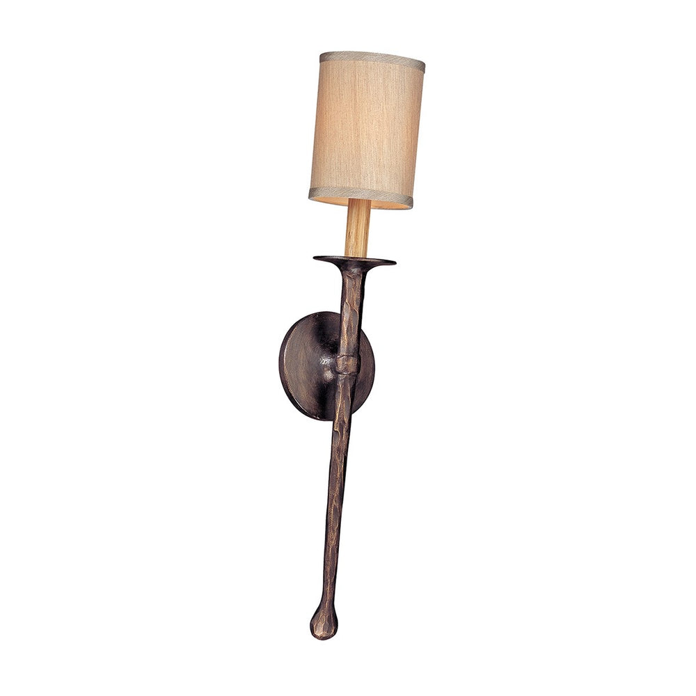Troy Lighting Faulkner Pompeii Bronze Wall Light
