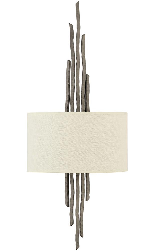 Decolight Breton Wall light Aged Bronze - Decolight Ltd