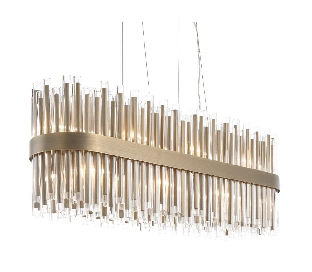 Decolight Colmar Linner Ceiling Pendant - Decolight Ltd