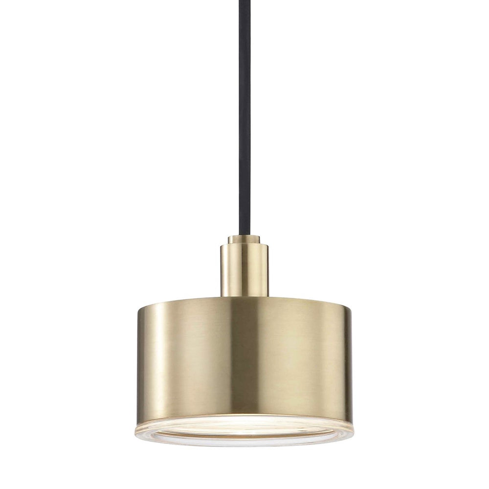 Mitzi Lighting Nora Ages Brass Pendant Ceiling Light