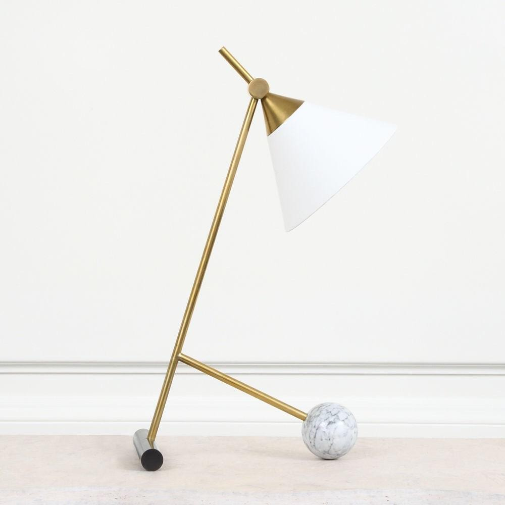 Kelly Wearstler Cleo  Table -Desk Lamp by Visual Comfort - Decolight Ltd