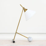 Kelly Wearstler Cleo  Table -Desk Lamp by Visual Comfort