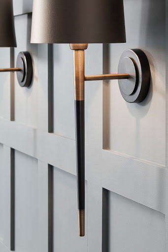 Heathfield & Co Veletto Wall Light - Decolight Ltd