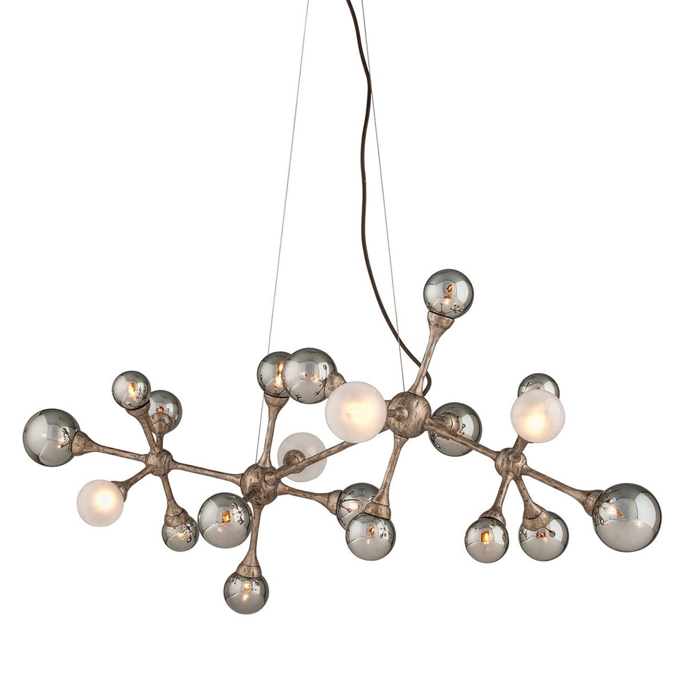 Corbett Lighting Element Vienna Bronze Ceiling Light - Decolight Ltd