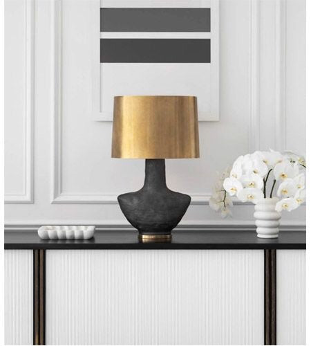 Kelly Wearstler Armato Table lamp & Brass lampshade
