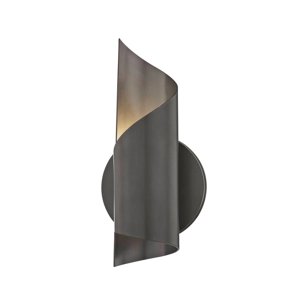 Mitzi Lighting Evie Old Bronze Wall Light - Decolight Ltd