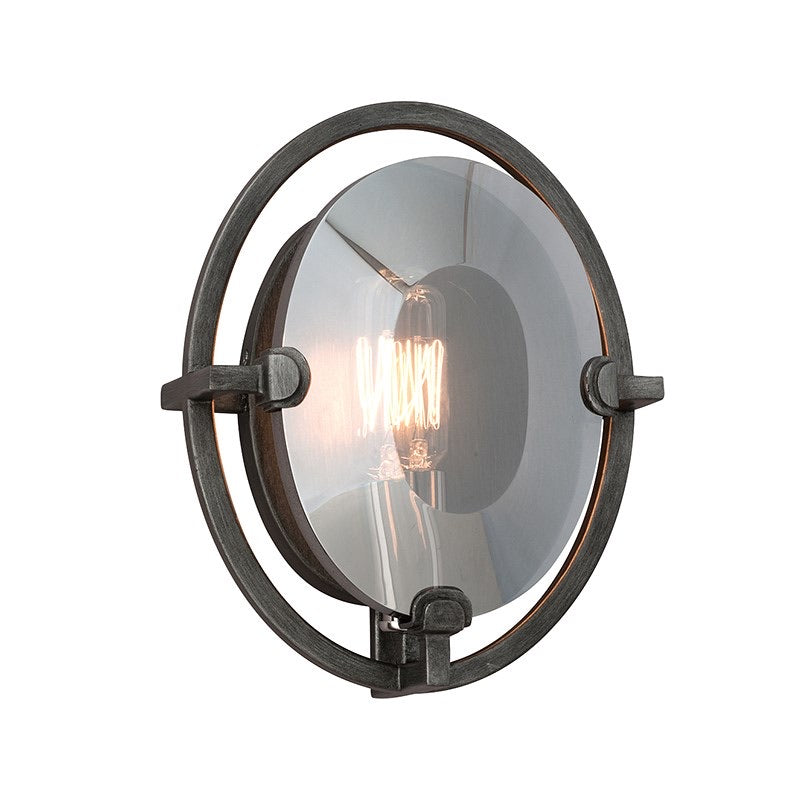 Troy Lighting Prism Graphite Wall Light - Decolight Ltd
