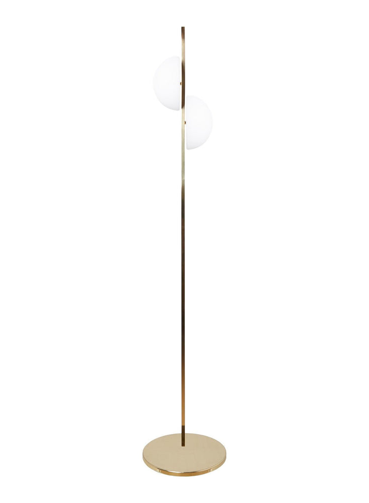 Heathfield & Co Nacchera Floor Lamp