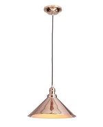Decolight *Avignon Copper Ceiling Pendant Light