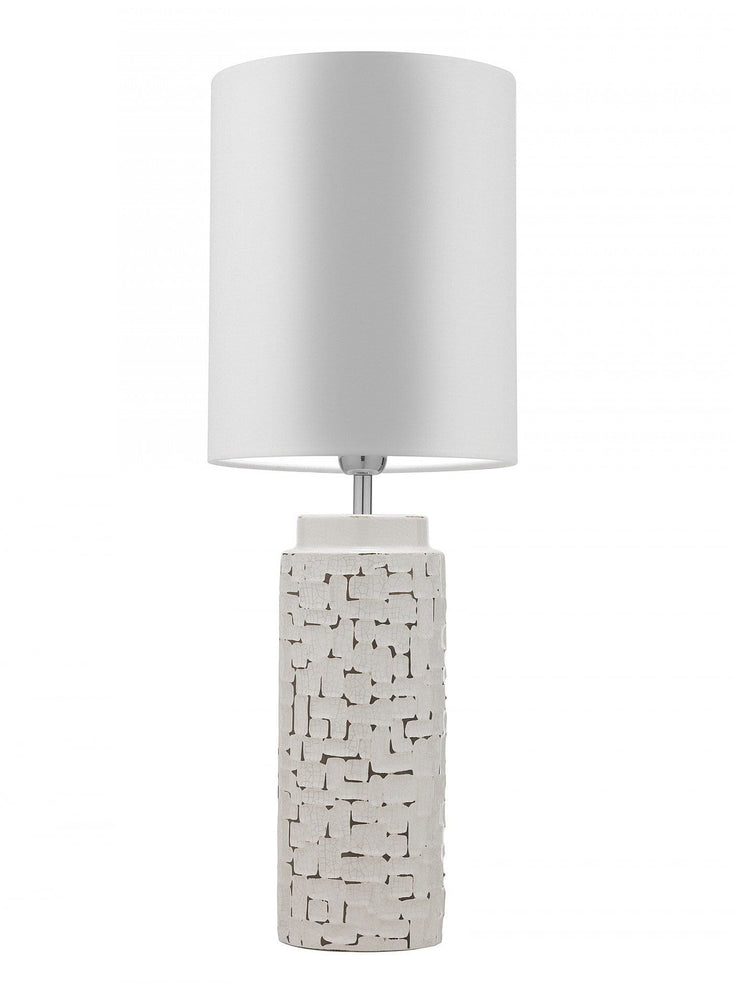 Woodstock Ivory Table Lamp
