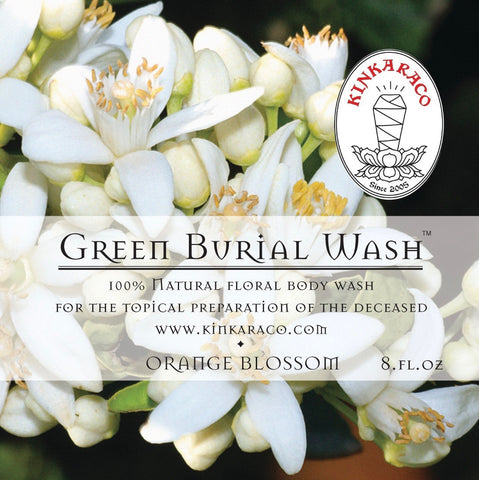 GREEN BURIAL WASH ™