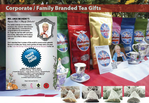 Corporate Branded Gifts (20x Single Flavour)