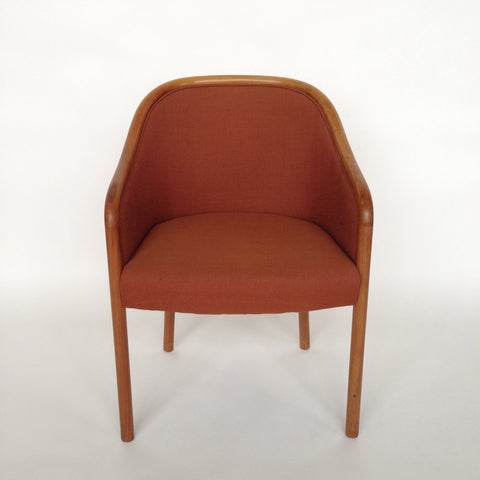 Ward Bennett Bentwood Chair for Brickel Associates Inc.