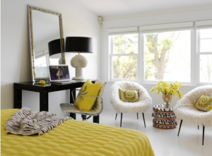 Here's some inspiration on adding mid-century touches throughout your home: