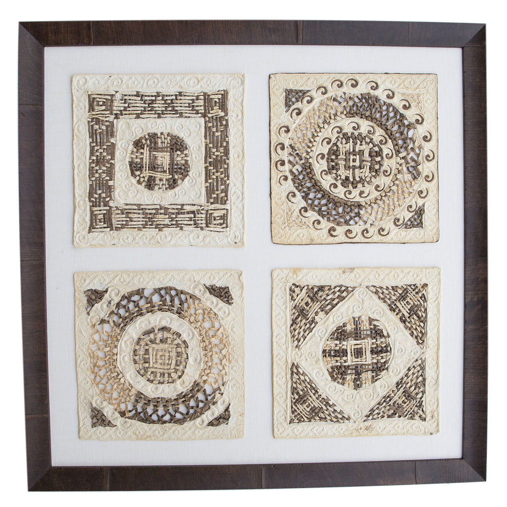 Handmade Paper - Four Panel, Small