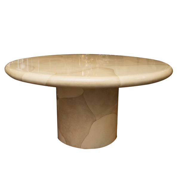 1976, Goatskin Table