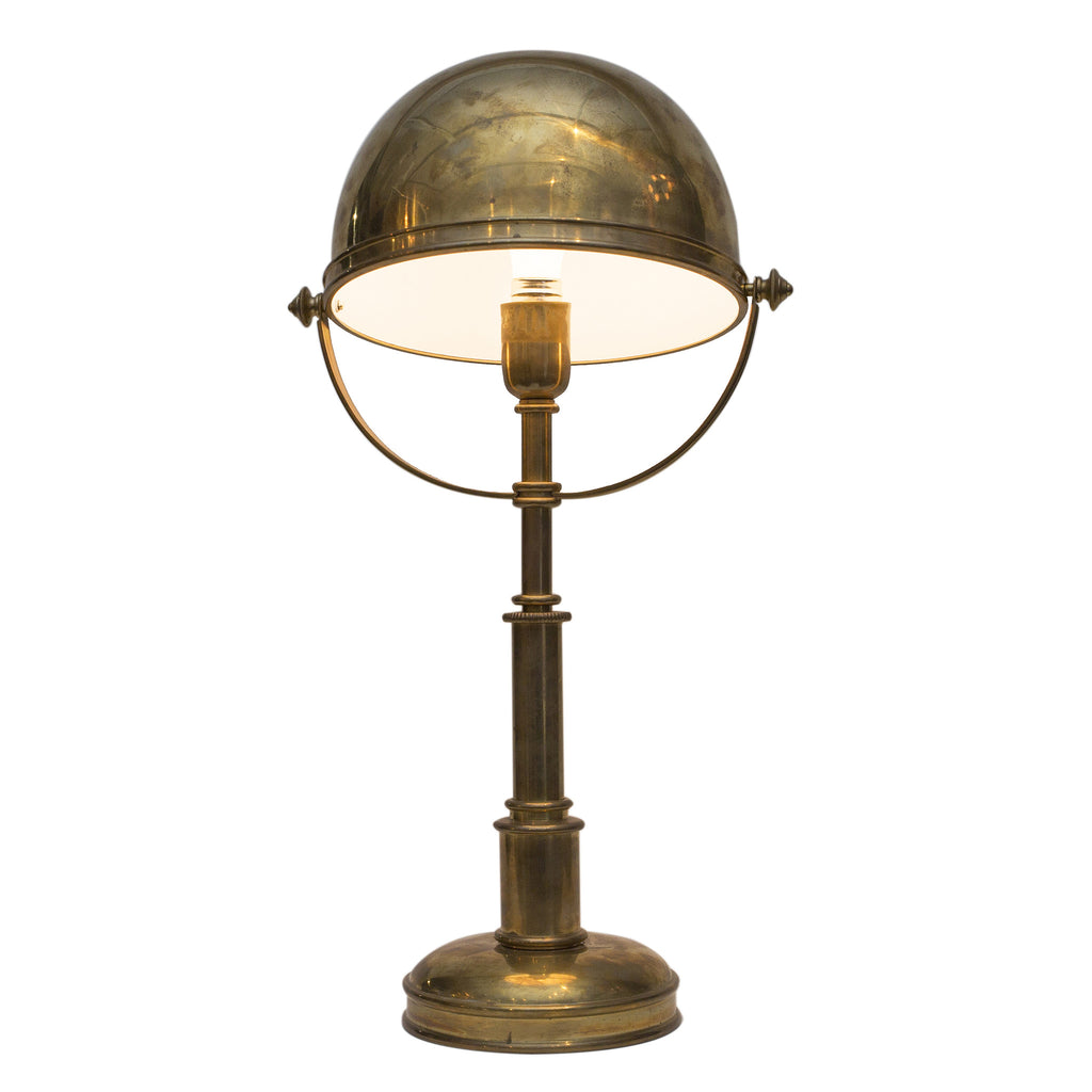 Ralph Lauren Brass Lamps