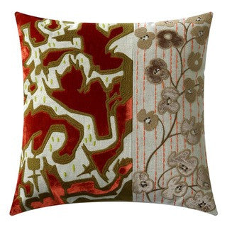 Meander Blizzard Pillow