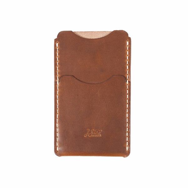 handmade leather iphone case