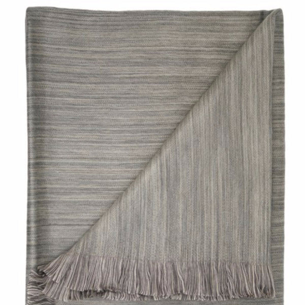 Driftwood Alpaca Throw