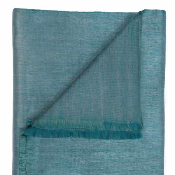 Seagrass Alpaca Throw