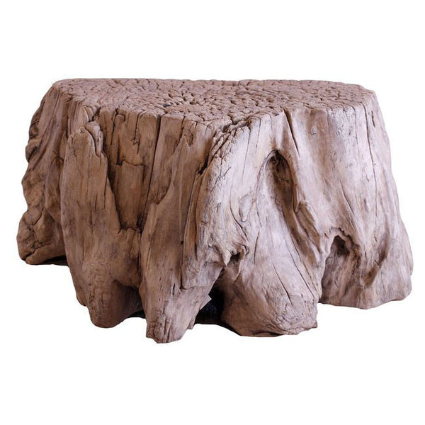 Tree Trunk Table