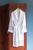 turkish cotton robe white elizabeth stuart design