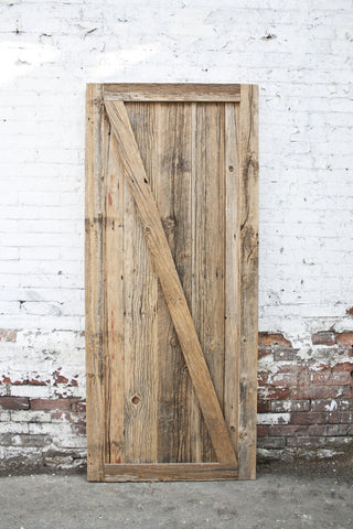 Barn Board Door