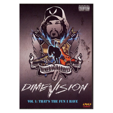 DimeVision, Vol.1: That's the Fun I Have
