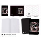 Guitars Flag Notebook