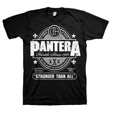 Stronger Than All XXX T-Shirt