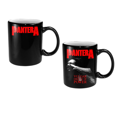 Vulgar Display of Power Heat Reveal Mug