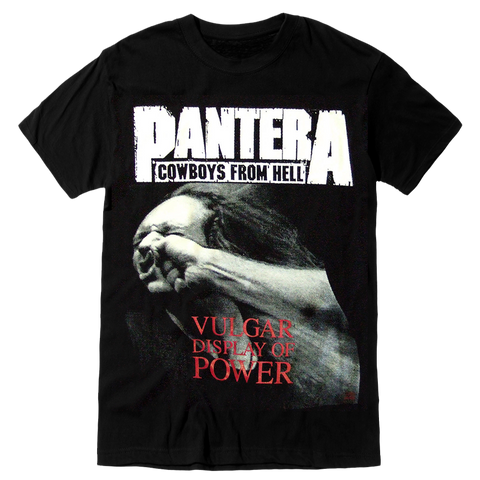 Vulgar Display of Power T-Shirt