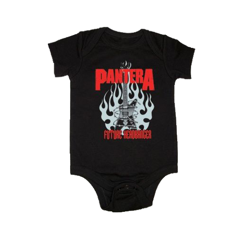 Future Headbanger Onesie