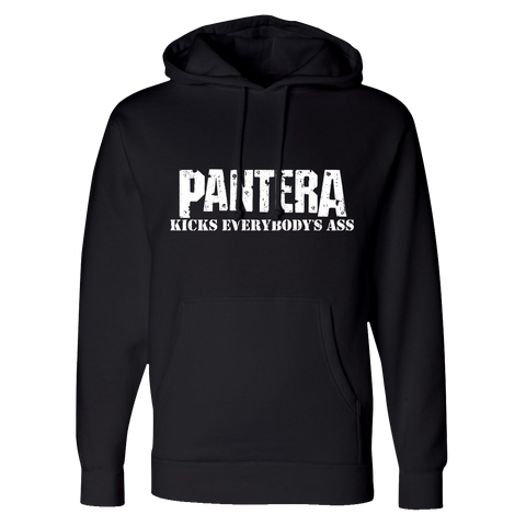 Pantera Kicks Everybody's Ass Hoodie
